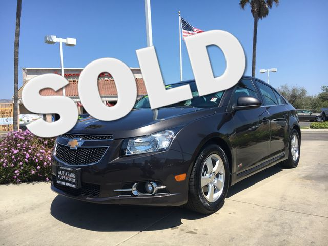 2014 Chevrolet Cruze 1LT Youll have change leftover when filling up this fuel efficient ride VI