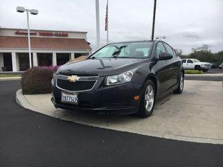 2014 Chevrolet Cruze in San Luis Obispo CA