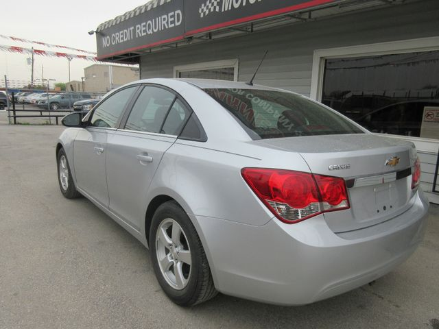 2014 Chevrolet Cruze LT, PRICE SHOWN IS THE DOWN PAYMENT south houston, TX 2