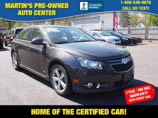 2014 Chevrolet Cruze 2LT | Whitman, Massachusetts | Martin's Pre-Owned-[ 2 ]