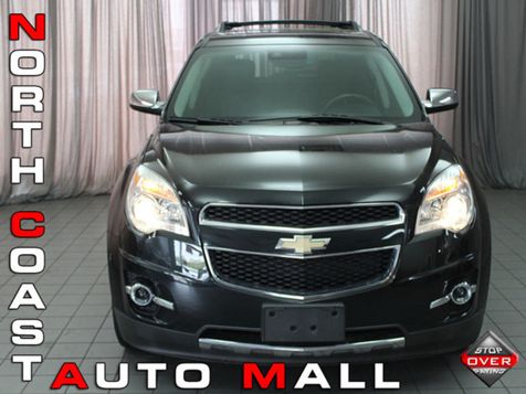 2014 Chevrolet Equinox LTZ in Akron, OH