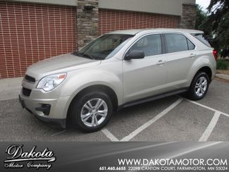 2014 Chevrolet Equinox LS Farmington, Minnesota