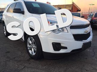 2014 Chevrolet Equinox LS AUTOWORLD (702) 452-8488 Las Vegas, Nevada