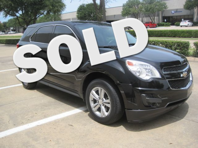 2014 Chevrolet Equinox LS, Black Beauty, X/Nice, Must See Plano, Texas 0