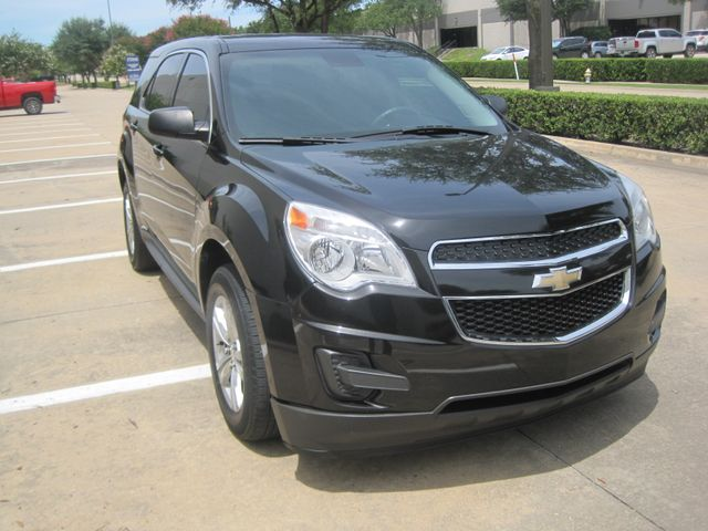 2014 Chevrolet Equinox LS, Black Beauty, X/Nice, Must See Plano, Texas 1