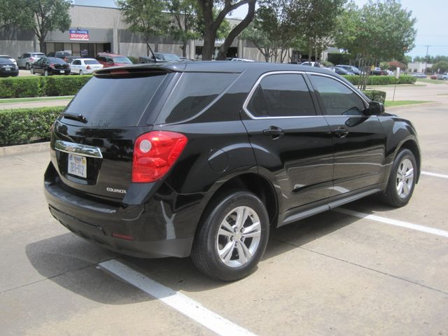2014 Chevrolet Equinox LS, Black Beauty, X/Nice, Must See Plano, Texas 11