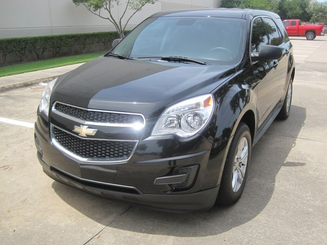 2014 Chevrolet Equinox LS, Black Beauty, X/Nice, Must See Plano, Texas 3