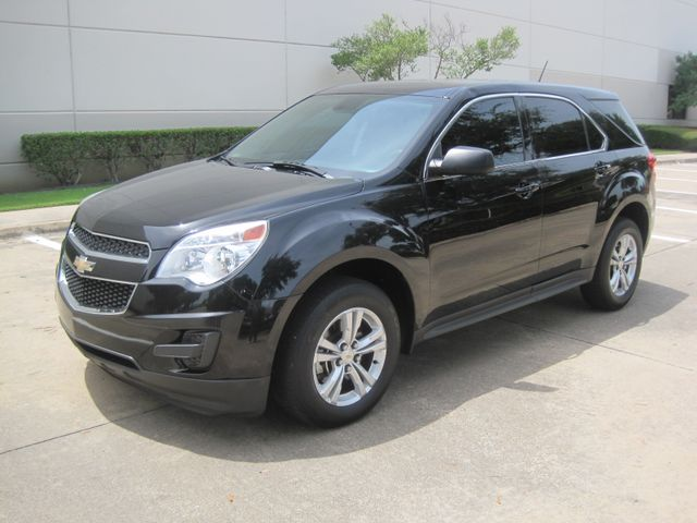 2014 Chevrolet Equinox LS, Black Beauty, X/Nice, Must See Plano, Texas 4