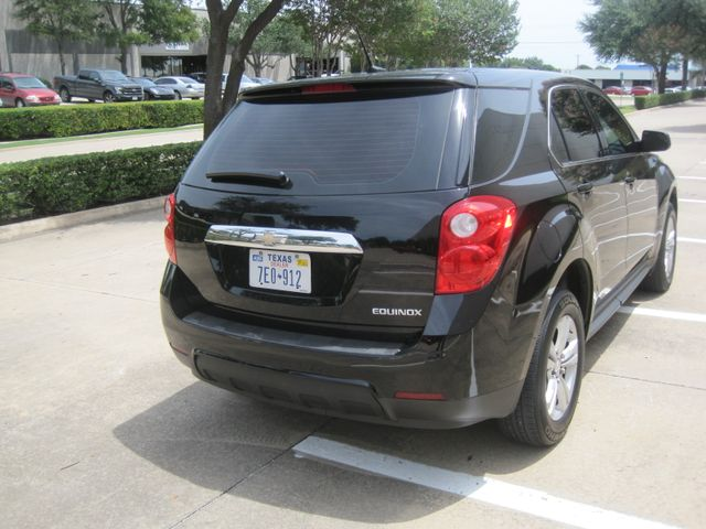 2014 Chevrolet Equinox LS, Black Beauty, X/Nice, Must See Plano, Texas 10