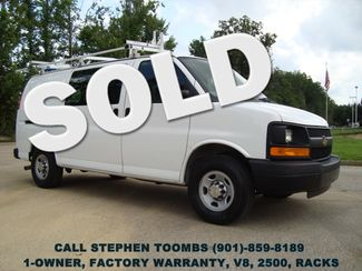 2014 Chevrolet Express Cargo Van 2500 1-OWNER, WARRANTY, PD, PW, CRUISE, V8 in  Tennessee