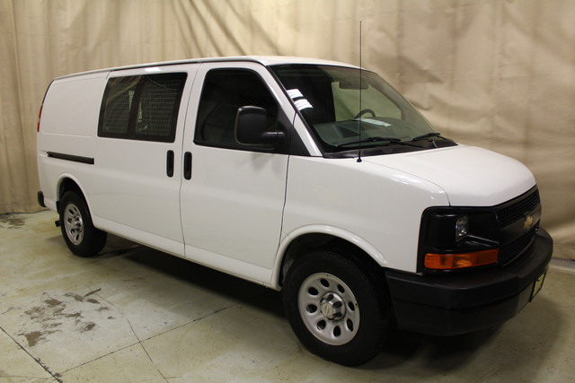 2014 chevrolet express awd ebay. Black Bedroom Furniture Sets. Home Design Ideas
