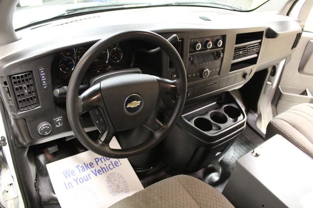 2014 Chevrolet Express Cargo Van AWD AWD Roscoe, Illinois 14