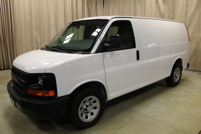 2014 Chevrolet Express Cargo Van AWD AWD Roscoe, Illinois 2