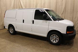 2014 Chevrolet Express Cargo Van AWD AWD VAN Roscoe, Illinois