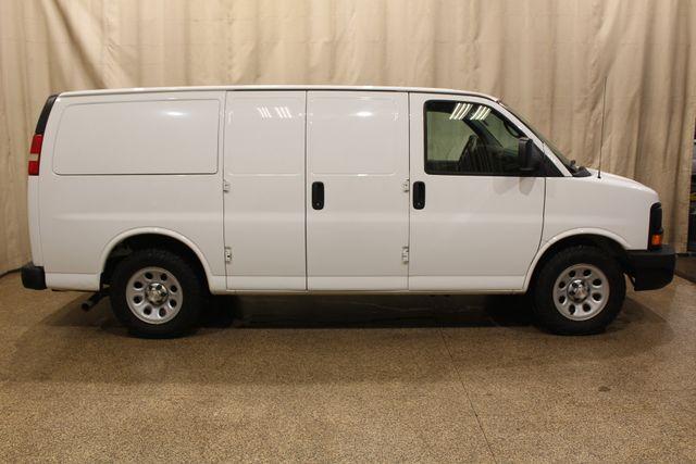 2014 Chevrolet Express Cargo Van AWD AWD VAN Roscoe, Illinois 1