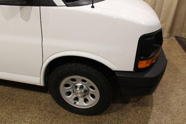 2014 Chevrolet Express Cargo Van AWD AWD VAN Roscoe, Illinois 10
