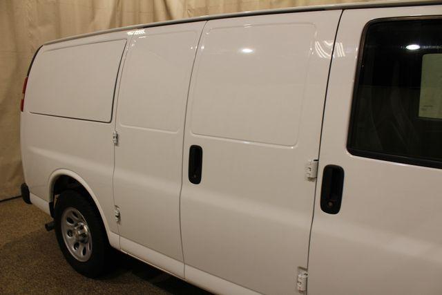 2014 Chevrolet Express Cargo Van AWD AWD VAN Roscoe, Illinois 12