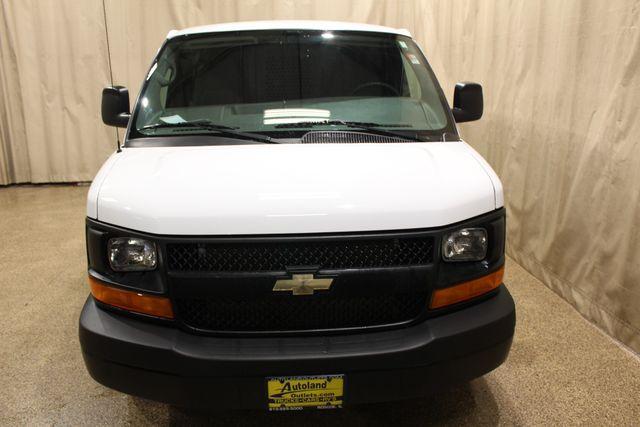 2014 Chevrolet Express Cargo Van AWD AWD VAN Roscoe, Illinois 3