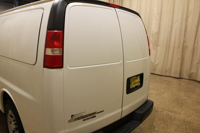 2014 Chevrolet Express Cargo Van AWD AWD VAN Roscoe, Illinois 5