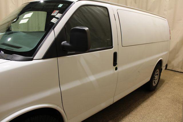 2014 Chevrolet Express Cargo Van AWD AWD VAN Roscoe, Illinois 7