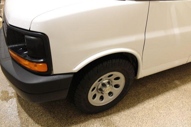 2014 Chevrolet Express Cargo Van AWD AWD VAN Roscoe, Illinois 8