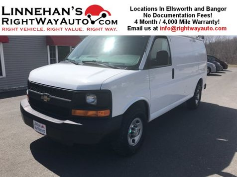2014 Chevrolet Express Cargo Van  in Bangor