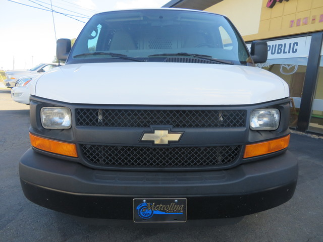 2014 Chevrolet Express Cargo Van Charlotte-Matthews, North Carolina 1