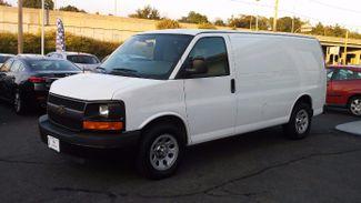 2014 Chevrolet Express Cargo Van East Haven, CT 1