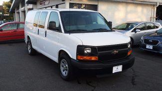 2014 Chevrolet Express Cargo Van East Haven, CT 3