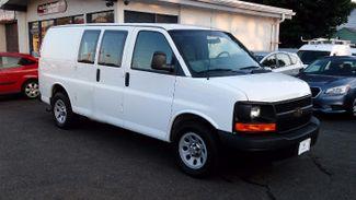 2014 Chevrolet Express Cargo Van East Haven, CT 4