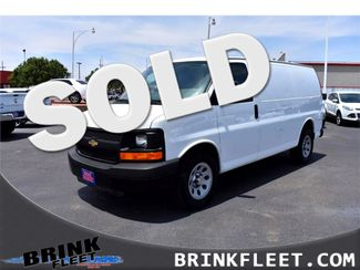2014 Chevrolet Express Cargo Van RWD 1500 135 | Lubbock, TX | Brink Fleet in Lubbock TX