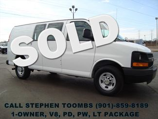 2014 Chevrolet Express Cargo Van 2500, 1-OWNER, V8, PD, PW, LT PACKAGE in  Tennessee