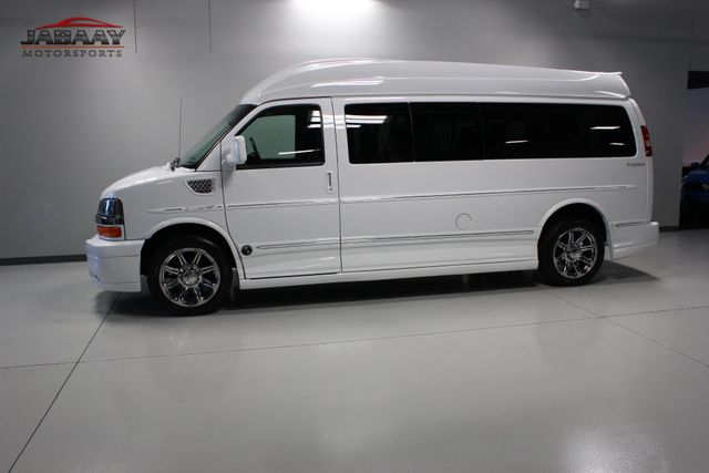 2014 Chevrolet Express Explorer  Limited X-SE Merrillville, Indiana 37