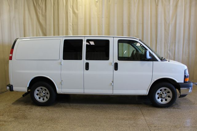 2014 Chevrolet Express Cargo Van awd Access power panals Roscoe, Illinois 1