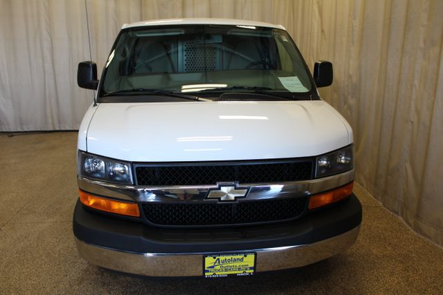 2014 Chevrolet Express Cargo Van awd Access power panals Roscoe, Illinois 11