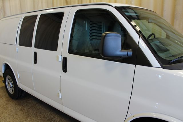 2014 Chevrolet Express Cargo Van awd Access power panals Roscoe, Illinois 14