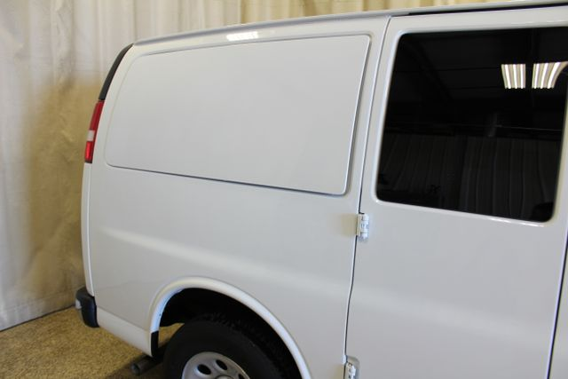 2014 Chevrolet Express Cargo Van awd Access power panals Roscoe, Illinois 15