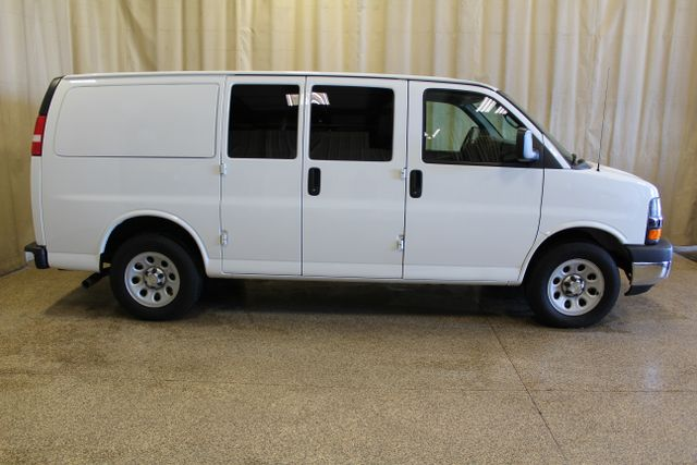2014 Chevrolet Express Cargo Van awd Access power panals Roscoe, Illinois 2