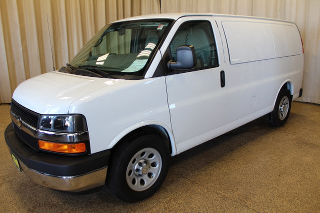 2014 Chevrolet Express Cargo Van awd Access power panals Roscoe, Illinois 34