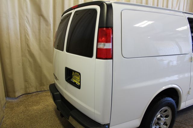 2014 Chevrolet Express Cargo Van awd Access power panals Roscoe, Illinois 4
