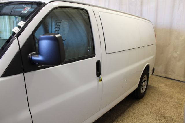 2014 Chevrolet Express Cargo Van awd Access power panals Roscoe, Illinois 8