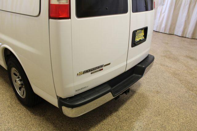 2014 Chevrolet Express Cargo Van power access windows Roscoe, Illinois 10