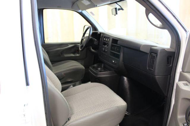 2014 Chevrolet Express Cargo Van power access windows Roscoe, Illinois 19