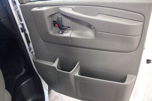 2014 Chevrolet Express Cargo Van power access windows Roscoe, Illinois 27