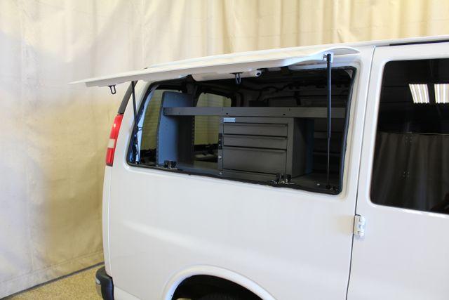 2014 Chevrolet Express Cargo Van power access windows Roscoe, Illinois 23