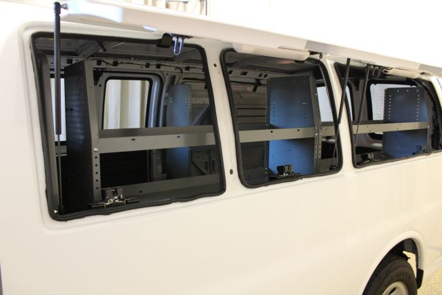 2014 Chevrolet Express Cargo Van power access windows Roscoe, Illinois 24