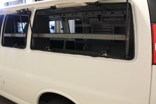2014 Chevrolet Express Cargo Van power access windows Roscoe, Illinois 25