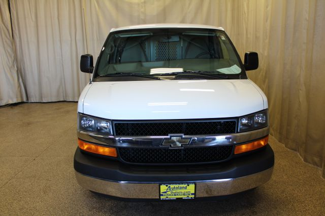 2014 Chevrolet Express Cargo Van power access windows Roscoe, Illinois 3
