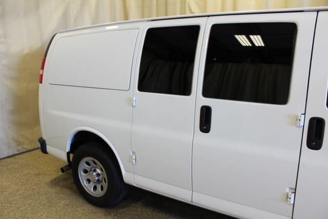 2014 Chevrolet Express Cargo Van power access windows Roscoe, Illinois 6