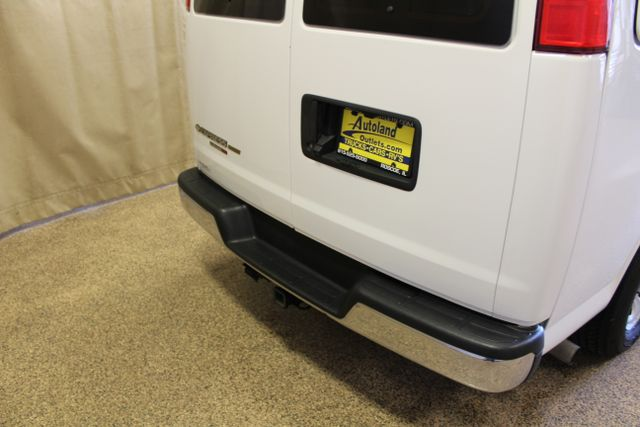 2014 Chevrolet Express Cargo Van power access windows Roscoe, Illinois 9